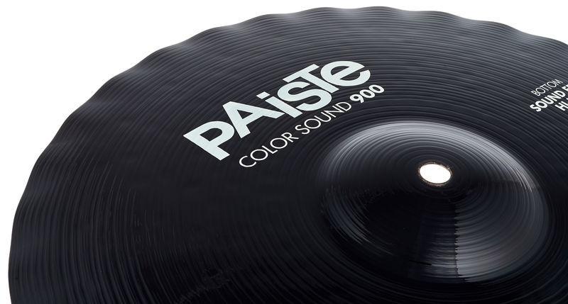 Paiste Color Sound 900 Black Sound Edge 14