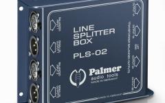 Spliter de semnal Palmer Pro PLS-02