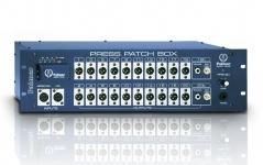Palmer PPB20S Press Patch Box Stereo