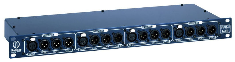 Splitter de semnal de microfon Palmer Pro PRM-MS