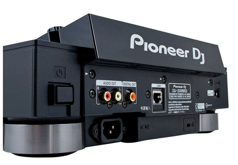 CD player profesional pentru DJ Pioneer CDJ-2000 Nexus 2