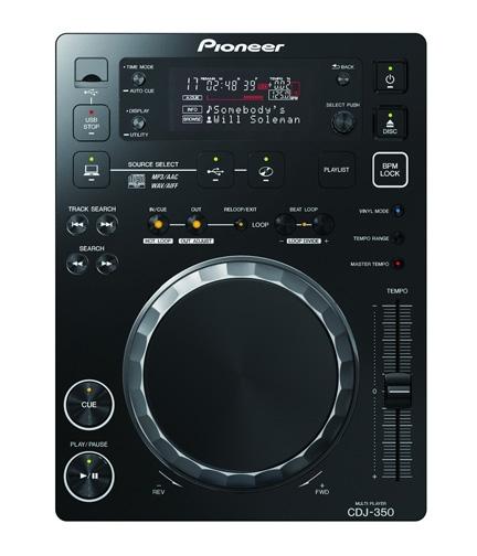 Pioneer DJ CDJ-350 K