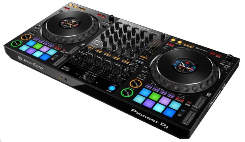 Controler DJ cu 4 canale Pioneer DDJ-1000