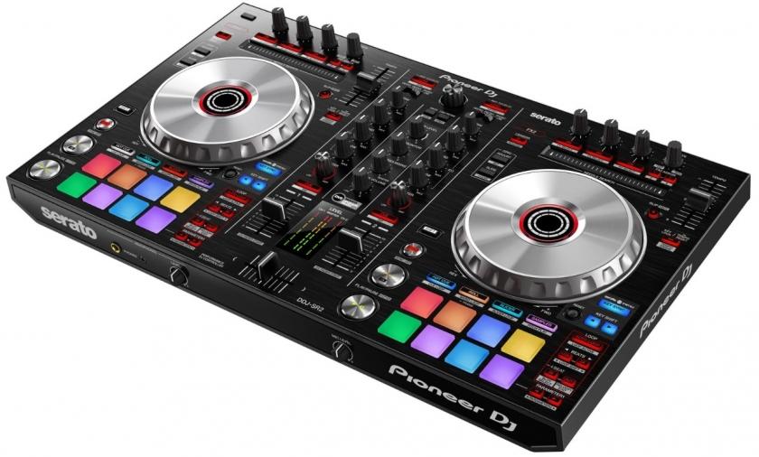 Consola DJ cu 2 canale Pioneer DDJ-SR2
