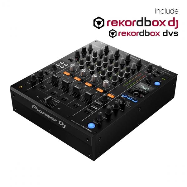 Mixer DJ cu 4 canale Pioneer DJM-750 Mk2