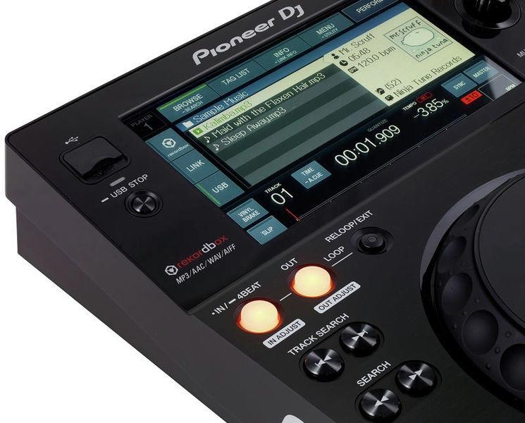 Controller DJ Pioneer XDJ-700