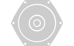 Planet Waves Micro Headstock Tuner