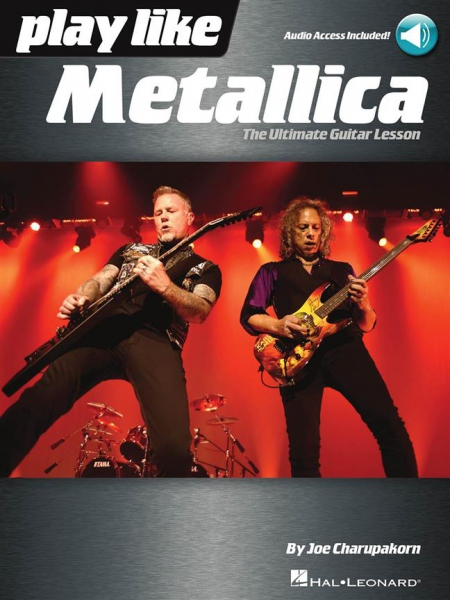 No brand Play like Metallica