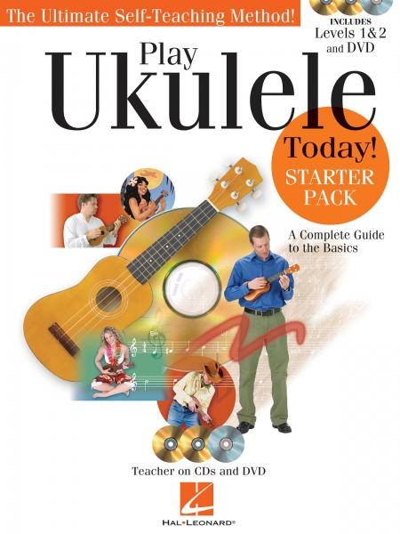 No brand Play Ukulele Today