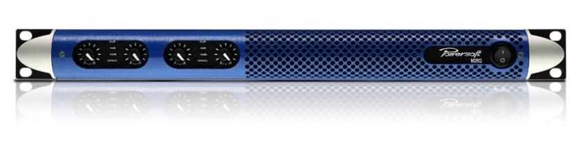 Amplificator audio de putere cu 4 canale powersoft M28Q