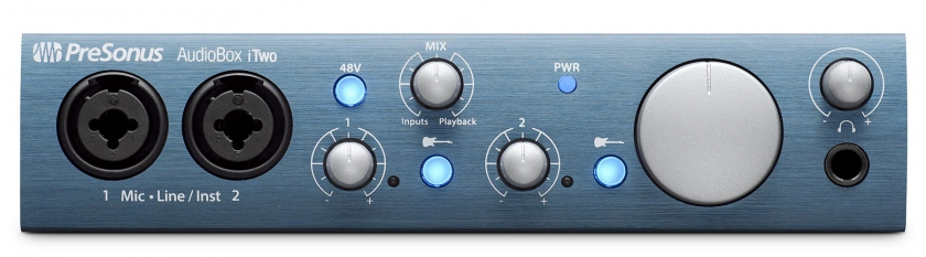 Presonus AudioBox iTwo