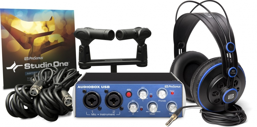 Presonus AudioBox Stereo Set