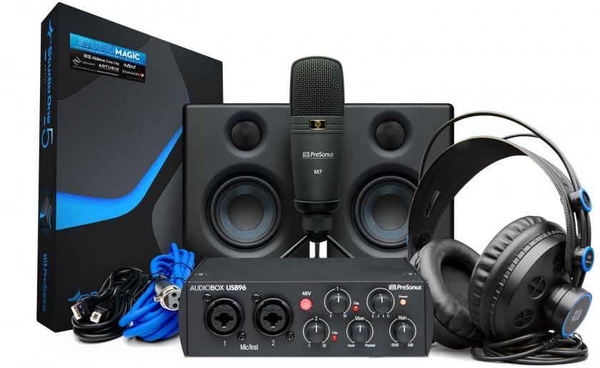 Presonus AudioBox USB 96 Studio Ultimate - 25th Anniversary