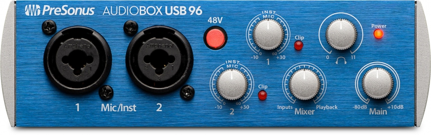 Presonus AudioBox USB 96 Studio Ultimate