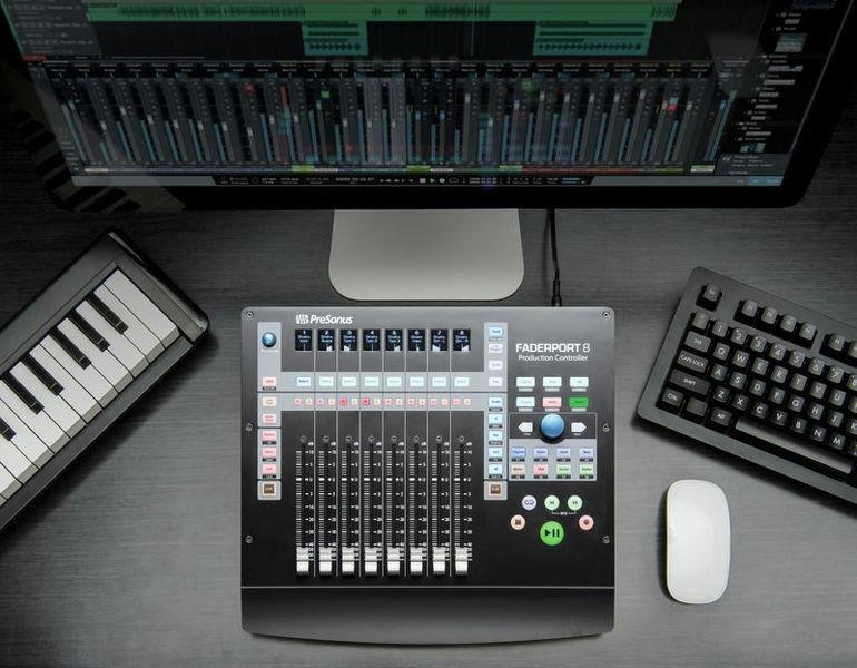 Controller DAW Presonus FaderPort 8