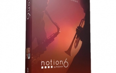 Software pentru compozitie Presonus Notion 6