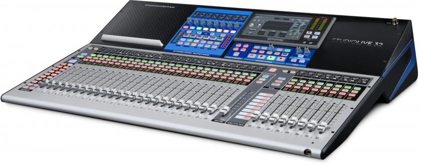 Mixer digital Presonus StudioLive 32 III