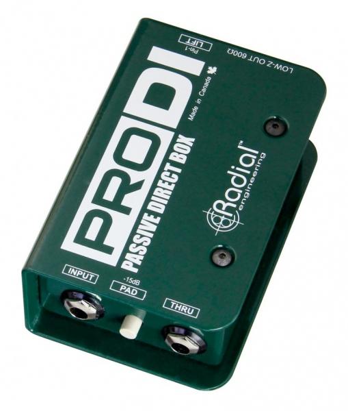 Radial Engineering Pro DI