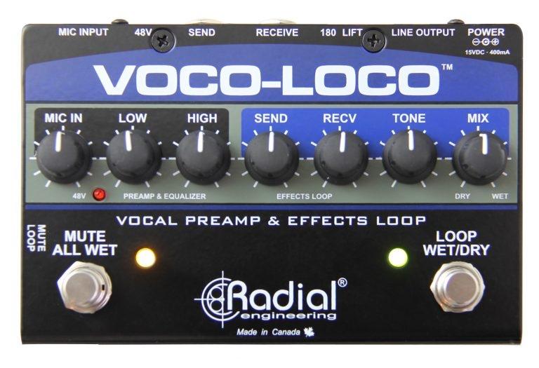 Radial Engineering Vocoloco