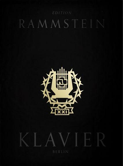 No brand Rammstein: Klavier PV BK/CD