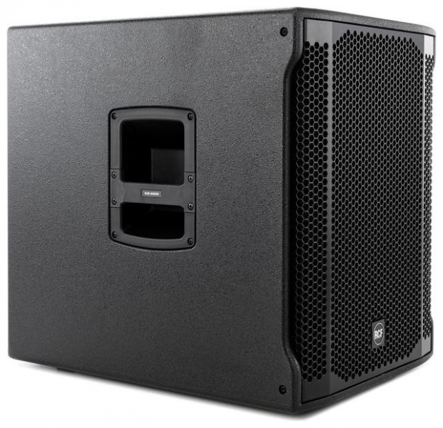 Subwoofer activ cu DSP RCF SUB 705-AS II