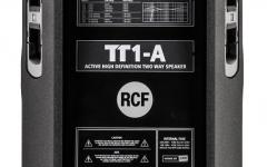 Boxa activa pe 2 cai RCF TT1-A