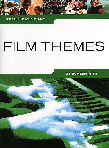 No brand REALLY EASY PIANO FILM THEMES PIANO SOLO BOOK