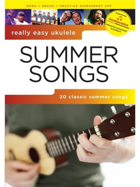 No brand Really Easy Ukulele: Summer Songs