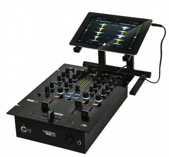 Mixer digital de DJ Reloop RMX-33i