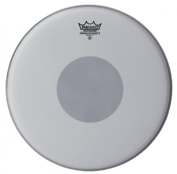Remo Controlled Sound X White 13