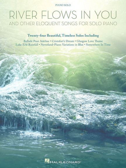 No brand RIVER FLOWS IN YOU & OTHER ELOQUENT SONGS FOR SOLO PIANO PF BK