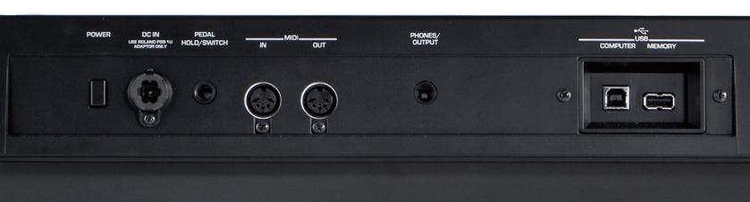 Roland BK-3 Black