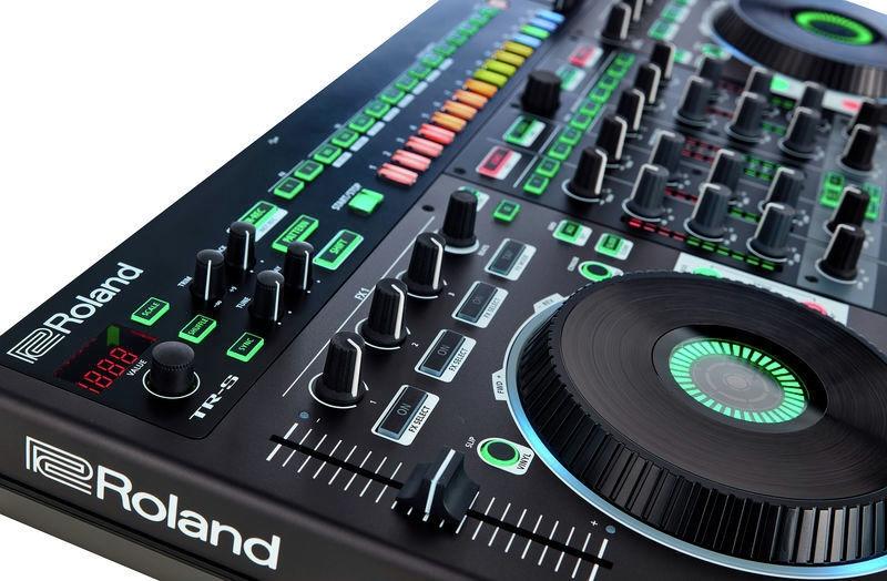Controller DJ Roland DJ-808