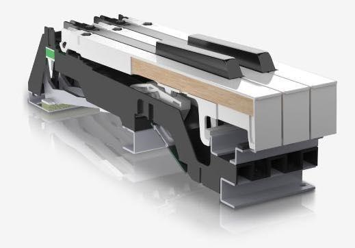 Roland LX-705 LA