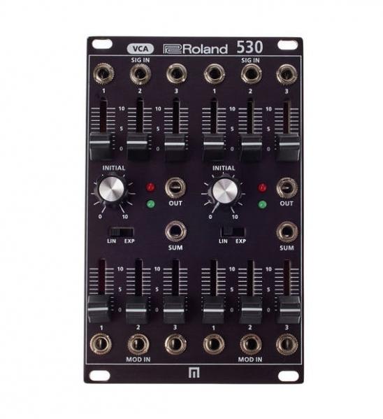 VCA dual modular analogic Roland SYS-530