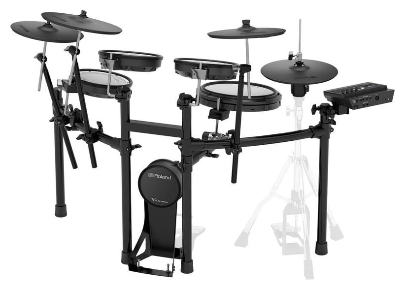 Set de tobe electronice / digitale Roland TD-17 KVX