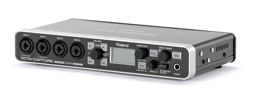 Roland UA-1010 Octa-Capture