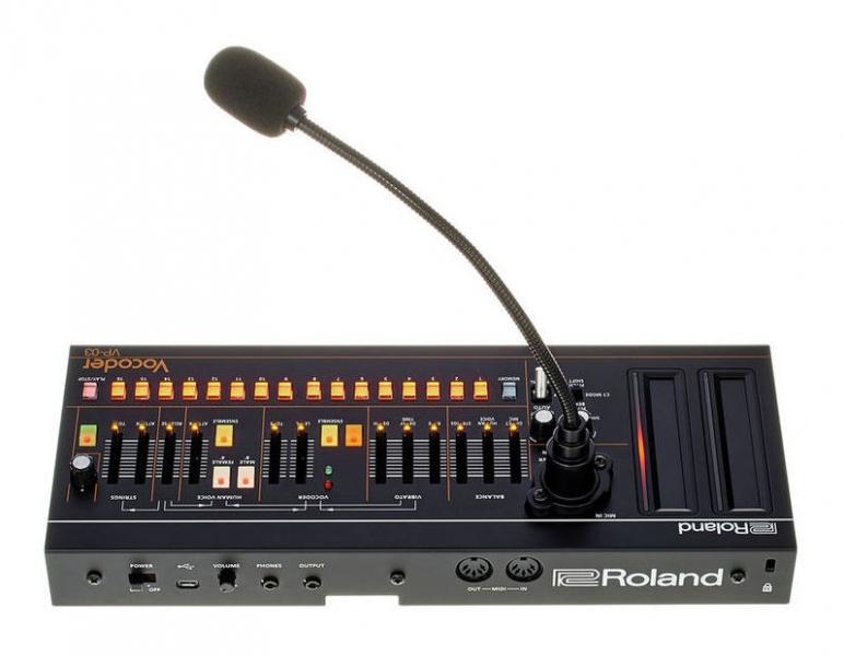 Vocoder Roland VP-03