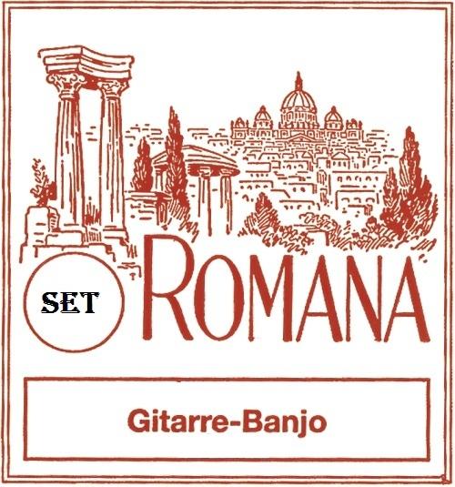 Romana Guitar banjo