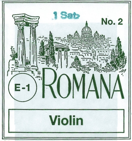 Set de corzi vioara 4/4 Romana