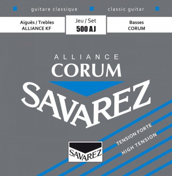 Savarez Corum Alliance 500AJ