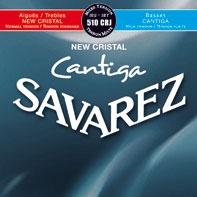 Corzi de chitara clasica Savarez Cantiga Set 510CRJ