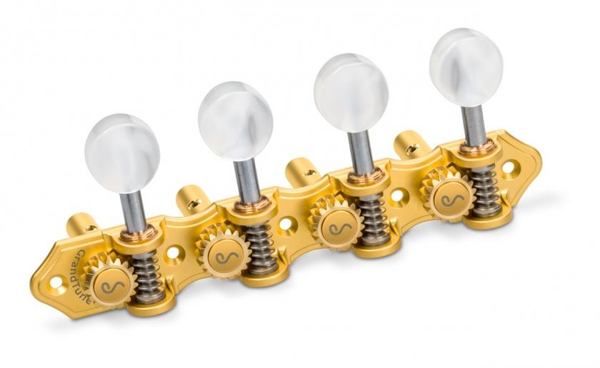 Schaller GrandTune Mandoline A-Style Gold