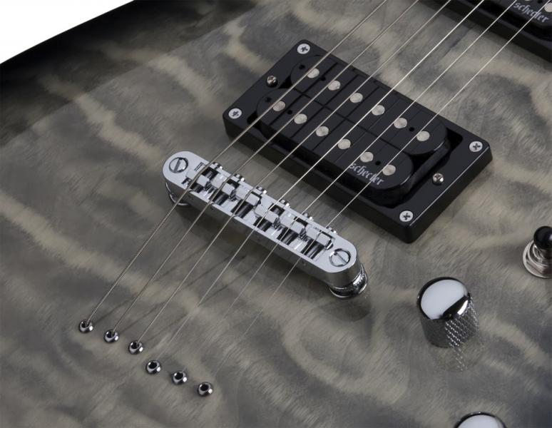 Chitara electrica cu 6 corzi Schecter C-6 PLUS CB