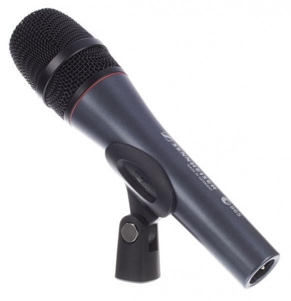 Microfon vocal super cardioid Sennheiser E 865
