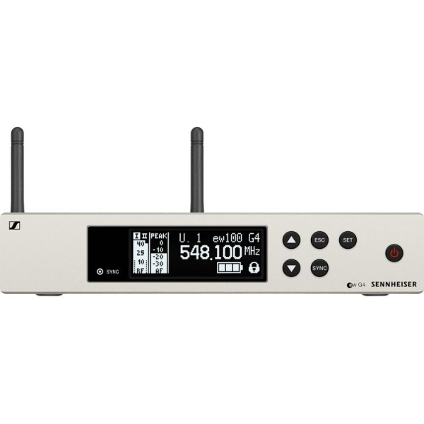 Set wireless pentru instrumente Sennheiser EW 100 G4-CI1 B-Band