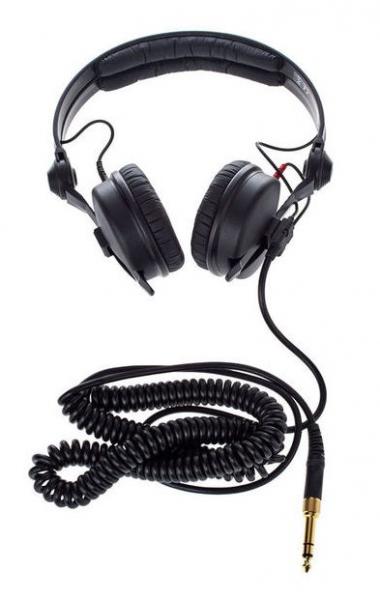 Casti de monitorizare pentru DJ Sennheiser HD-25 Plus