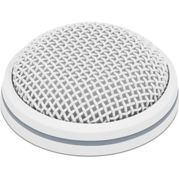 Microfon condenser omnidirectional de suprafata Sennheiser MEB 102-L W