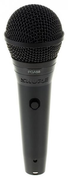 Shure Shure PGA58-XLR