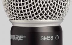 Shure RPW112 SM58